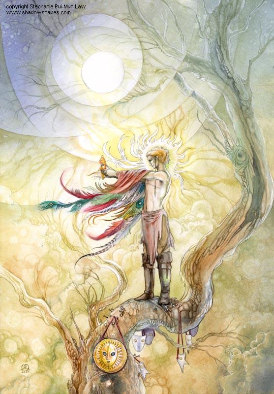 fairytales & mythology cycles sun worship