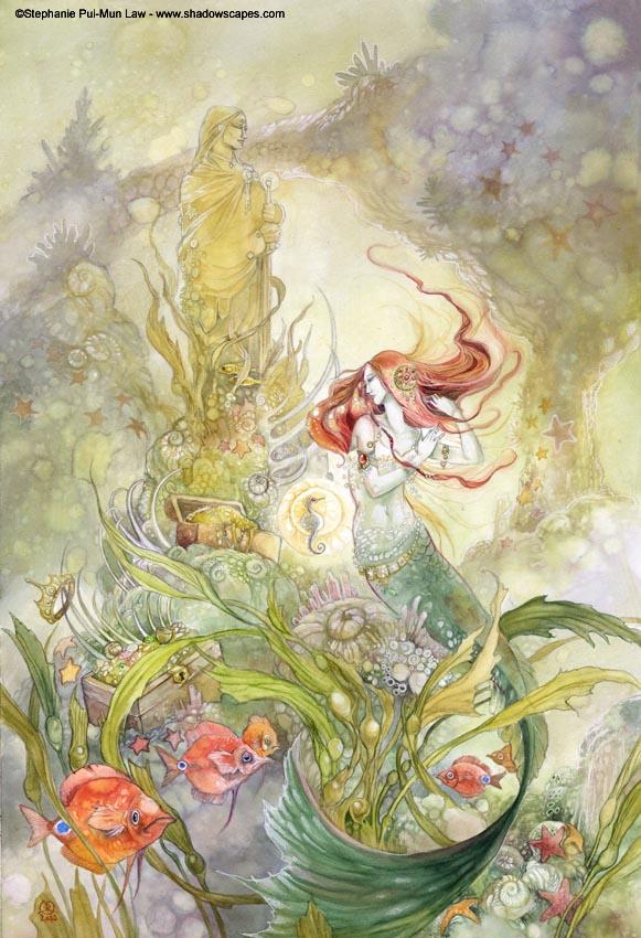 fairytales & mythology her garden