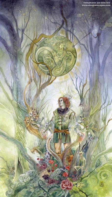 Fairytales & Mythology  Tam Lin - The Knight.jpg
