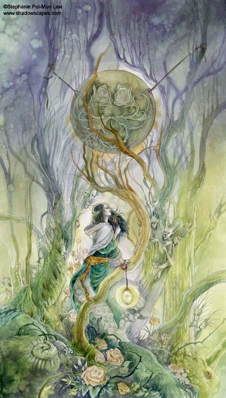Fairytales & Mythology  Tam Lin - The Rose.jpg