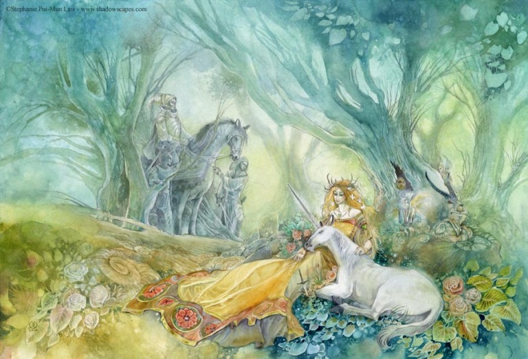 fairytales & mythology the seduction