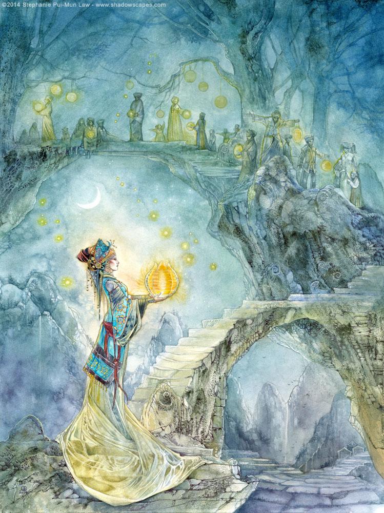 Fairytales & Mythology Yexian - Festival Night.jpg