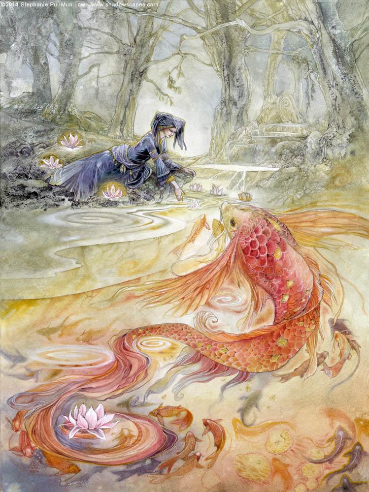 fairytales & mythology yexian - with pure heart