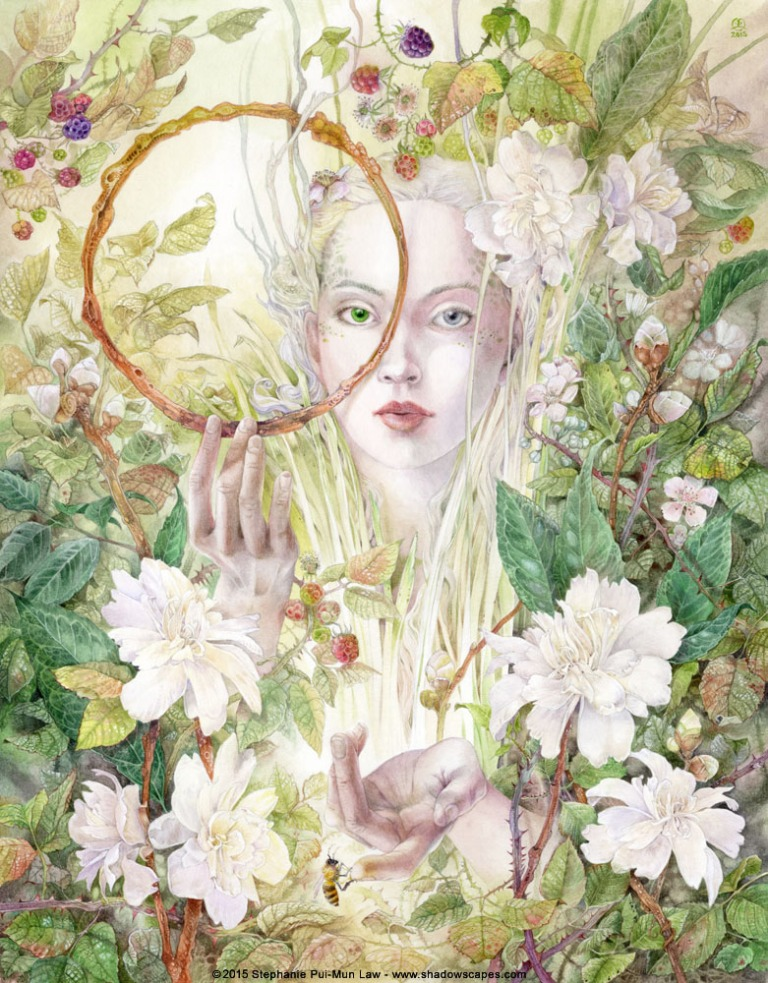 immortal ephemera thriae - daphnis