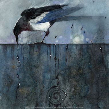 magpies 1 for sorrow