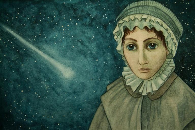 Caroline Herschel. ©Isabel Ruiz.jpg