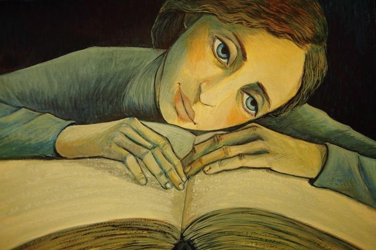 Hellen Keller ©Isabel Ruiz.jpg