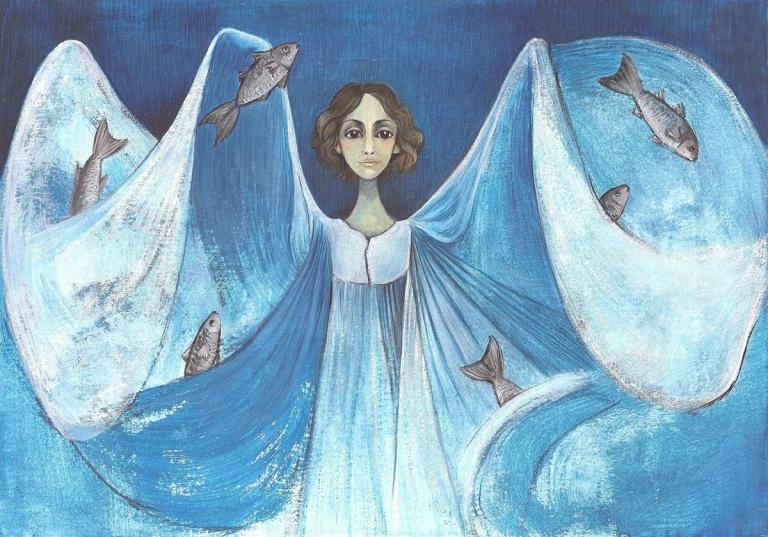 Isadora Duncan ©Isabel Ruiz.JPG