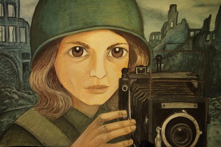Margaret Bourke-White ©Isabel Ruiz.jpg
