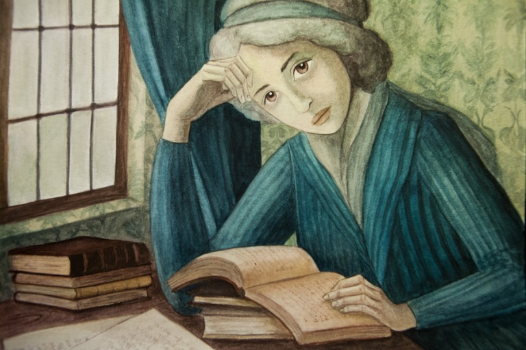 Mary Wollstonecraft. ©Isabel Ruiz.jpg