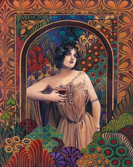 Meditrina - Roman Goddess of Wine.jpg