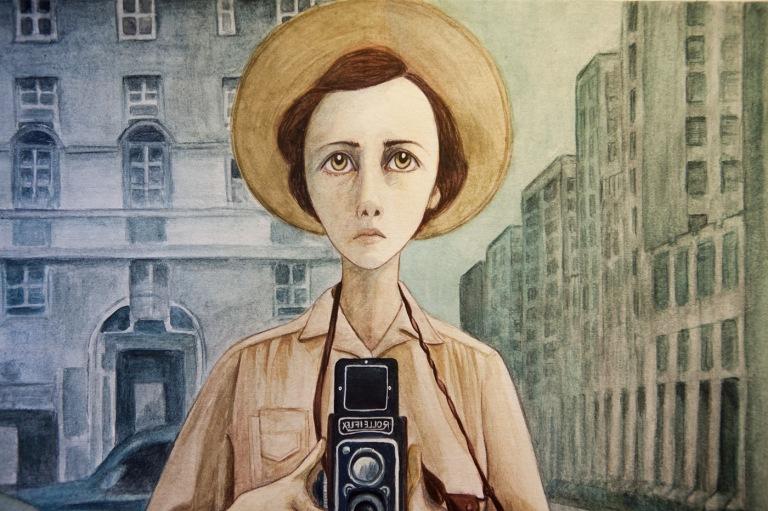 Vivian Maier. ©Isabel Ruiz.jpg