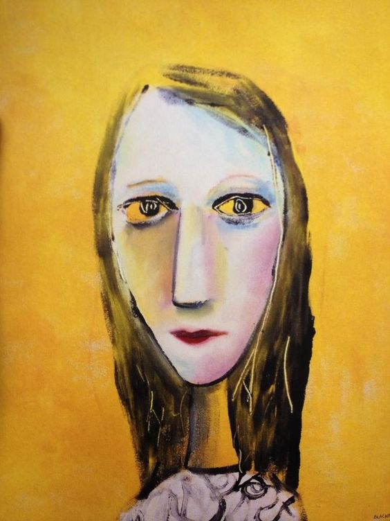 untitled work by Charles Blackman (b. 1928), Australian