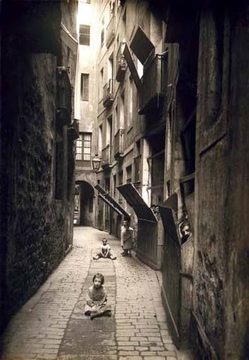 Calle de Mallà (Adolf Mas, 1908).jpg