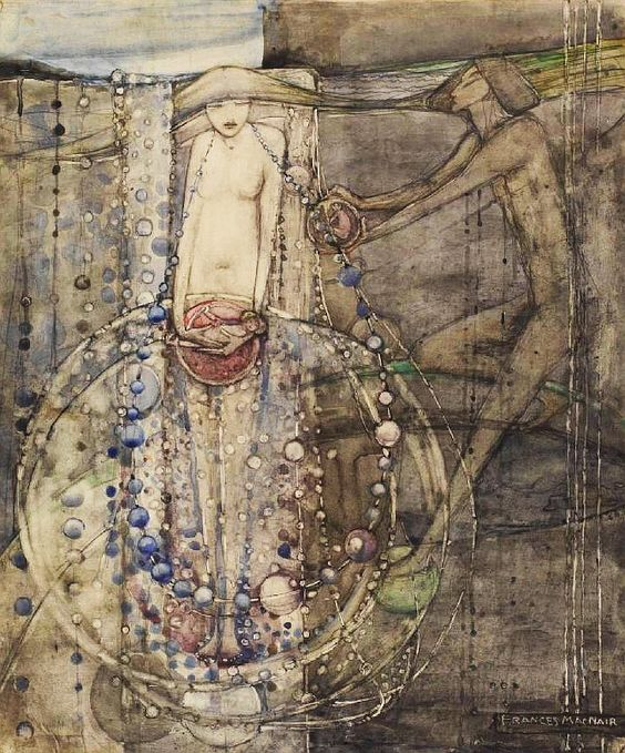 Frances MacDonald - Man Makes The Beads Of Life.jpg