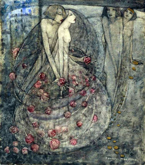 Frances Macdonald - The Choice, 1909.jpg