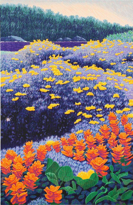 April, High Desert - Gordon Mortensen